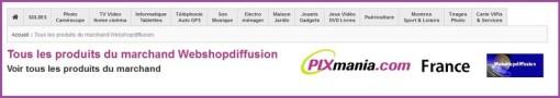 Voir les articles de Car-Line-Diffusion sur Pixmania France